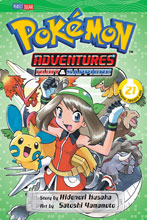 Image: Pokemon Adventures: Ruby and Sapphire Vol. 21 SC  - Perfect Square