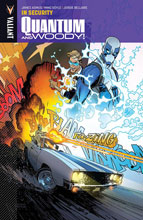 Image: Quantum & Woody Vol. 02: In Security SC  - Valiant Entertainment LLC
