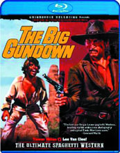 Image: Big Gundown BluRay+DVD  -