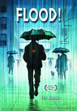 Image: Flood! Novel in Pictures HC  (Fourth edition) - Dark Horse Comics