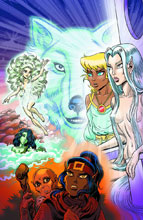 Image: Elfquest: The Final Quest #8 - Dark Horse Comics