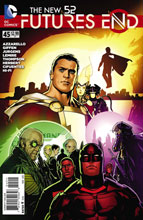 Image: New 52: Futures End #45 - DC Comics
