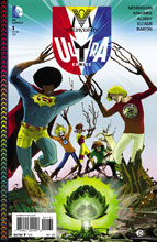 Image: Multiversity: Ultra Comics #1 (Rouleau variant cover - 00131) - DC Comics