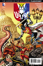 Image: Multiversity: Ultra Comics #1 (Paquette variant cover - 00141) - DC Comics