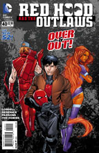 Image: Red Hood and the Outlaws #40 - DC Comics