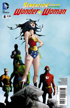 Image: Sensation Comics Featuring Wonder Woman #8 - DC Comics