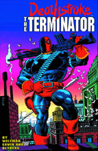 Image: Deathstroke the Terminator Vol. 01: Assassins SC  - DC Comics