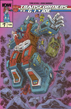Image: Transformers vs. G.I. Joe #7 - IDW Publishing