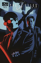Image: X-Files Season 10 #22 - IDW Publishing