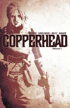 Image: Copperhead Vol. 01 SC  - Image Comics