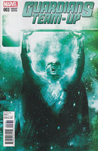 Image: Guardians Team-Up #3 (variant cover - Sorrentino Cosmic Character) - Marvel Comics