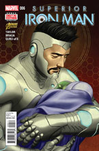 Image: Superior Iron Man #6 - Marvel Comics