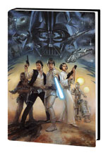 Image: Star Wars Episode IV: A New Hope HC  - Marvel Comics