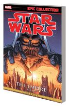 Image: Star Wars Legends Epic Collection: The Empire Vol. 01 SC  - Marvel Comics