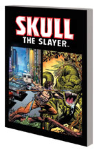 Image: Skull the Slayer SC  - Marvel Comics