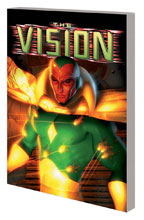 Image: Vision: Yesterday and Tomorrow SC  (new printing) - Marvel Comics