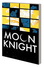 Image: Moon Knight Vol. 02: Dead Will Rise SC  - Marvel Comics