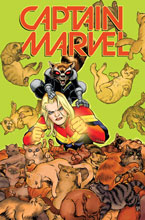 Image: Captain Marvel Vol. 02: Stay Fly SC  - Marvel Comics