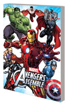 Image: Marvel Universe All-New Avengers Assemble Vol. 01 SC  - Marvel Comics