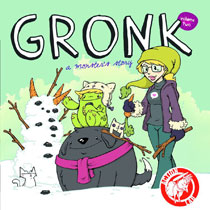 Image: Gronk: A Monster's Story Vol. 02 GN  - Action Lab Entertainment