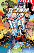 Image: Bill & Ted's Most Triumphant Return #1 - Boom! Studios