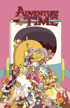 Image: Adventure Time Vol. 06 SC  - Boom! Studios - Kaboom!