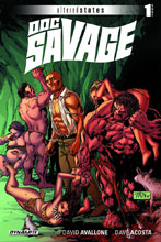 Image: Altered States: Doc Savage  - Dynamite