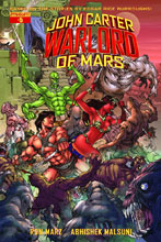 Image: John Carter, Warlord of Mars #5 (cover A - Benes) - Dynamite