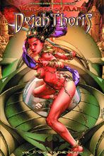Image: Warlord of Mars: Dejah Thoris Vol. 07: Duel to the Death SC  - Dynamite
