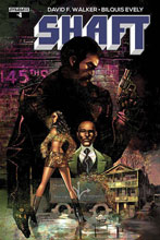 Image: Shaft #4 (cover A - Cowan) - Dynamite