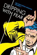Image: Dripping with Fear: The Steve Ditko Archives Vol. 05 HC  - Fantagraphics Books
