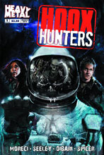 Image: Hoax Hunters #1 (2015) - Heavy Metal Magazine
