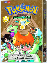 Image: Pokemon Adventures: Emerald Vol. 27 SC  - Perfect Square