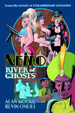 Image: Nemo: River of Ghosts HC  - Top Shelf Productions
