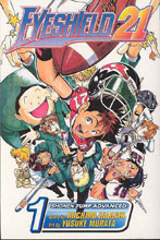 Image: Eyeshield 21 Vol. 01 GN  (current printing) - Viz Media LLC