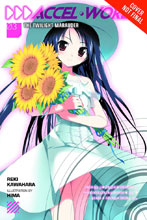 Image: Accel World Novel Vol. 03: The Twilight Marauder SC  - Yen Press