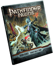 Image: Pathfinder Pawns: Iron Gods Adventure Path Pawn Collection  -