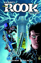 Image: Rook Vol. 01: Save Yourself SC  - Dark Horse Comics