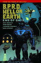 Image: B.P.R.D. Hell on Earth Vol. 13: End of Days SC  - Dark Horse Comics