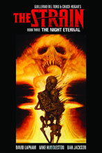 Image: The Strain Vol. 03: The Night Eternal HC  - Dark Horse Comics