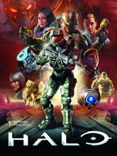 Image: Halo Library Edition Vol. 01: Initial Escalation HC  - Dark Horse Comics