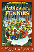 Image: Walt Kelly's Fables and Funnies HC  - Dark Horse Comics
