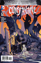 Image: Constantine: The Hellblazer #10 - DC Comics