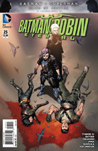Image: Batman & Robin Eternal #25 - DC Comics