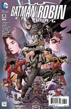 Image: Batman & Robin Eternal #26 - DC Comics