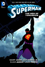Image: Superman: The Men of Tomorrow SC  - DC Comics