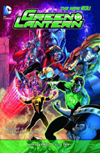 Image: Green Lantern Vol. 06: The Life Equation SC  - DC Comics