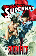 Image: Superman: Sacrifice SC   - DC Comics