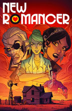 Image: New Romancer #4 - DC Comics - Vertigo