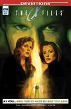 Image: X-Files Deviations  - IDW Publishing